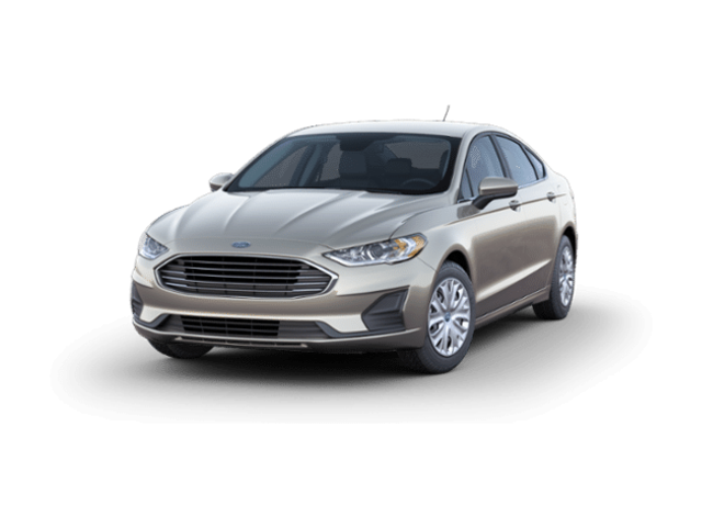 2019 Ford Fusion S Front-wheel Drive Sedan
